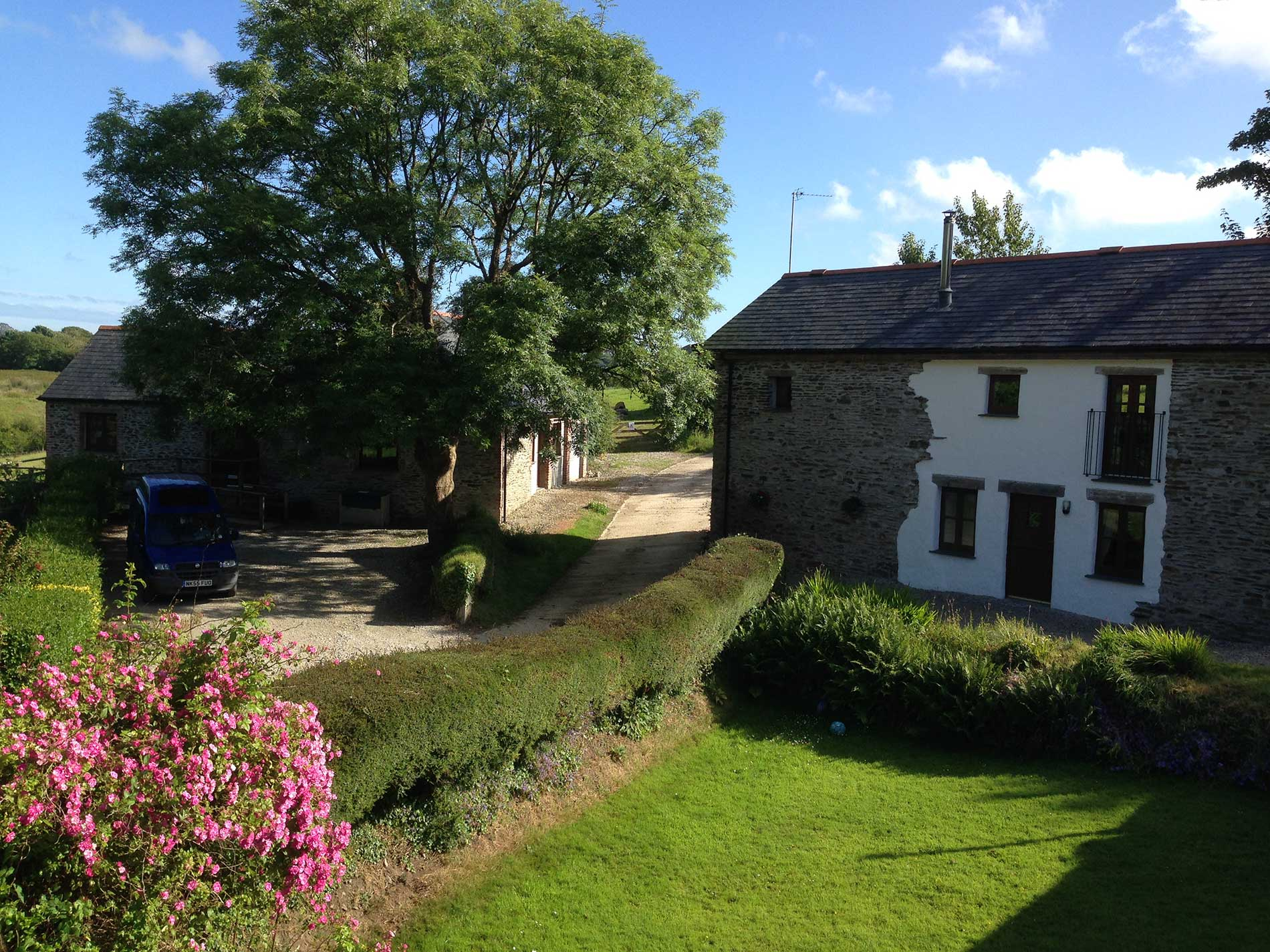 Disabled Holidays - Valley View Cottage
