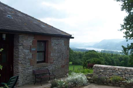 Disabled Holidays - The Jinney Cottage - Irton House Farm, Cockermouth, Cumbria, England