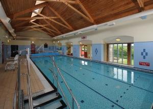 Accessible Accommodations In Uk With Pool Hoist In The Calvert Trust Exmoor Centre Devon Great