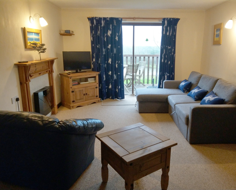 Disabled Holidays - Kingfisher Lodge, Beaworthy, Devon, England