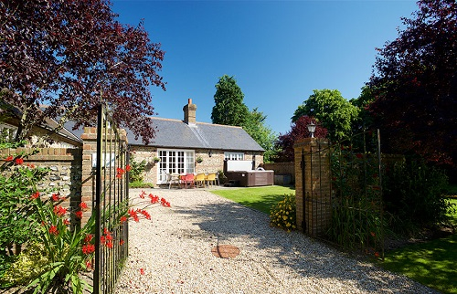 Disabled Holidays - Wagon House Cottage, Dorchester, Dorset, England