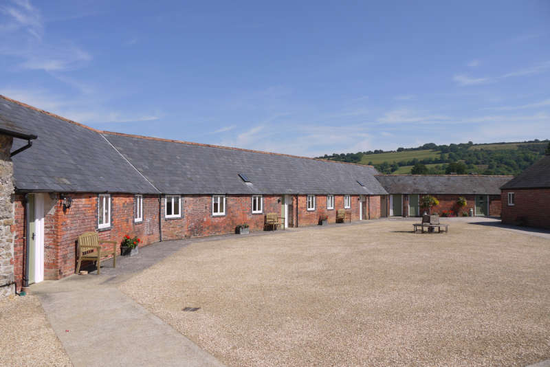 Disabled Holidays - Hardy Cottage - Woolland, Dorset