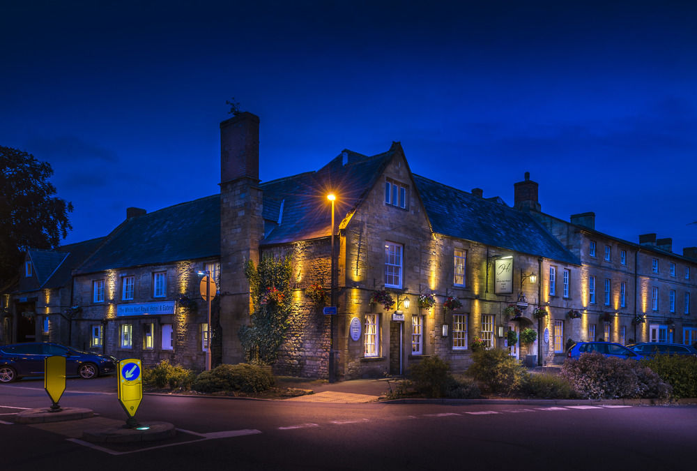 Disabled Holidays - The White Hart Royal Hotel, England