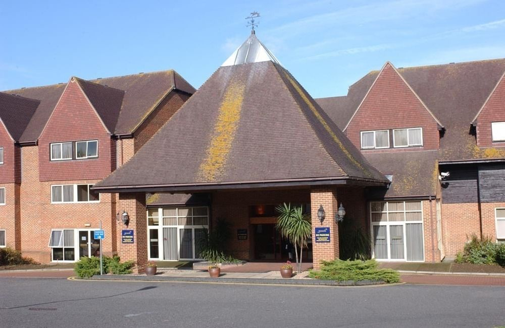 Disabled Holidays - Ashford International Hotel, England