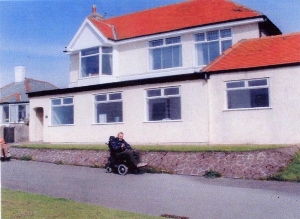 Disabled Holidays - 6A The Cliffs, Morecambe, Lancashire - England