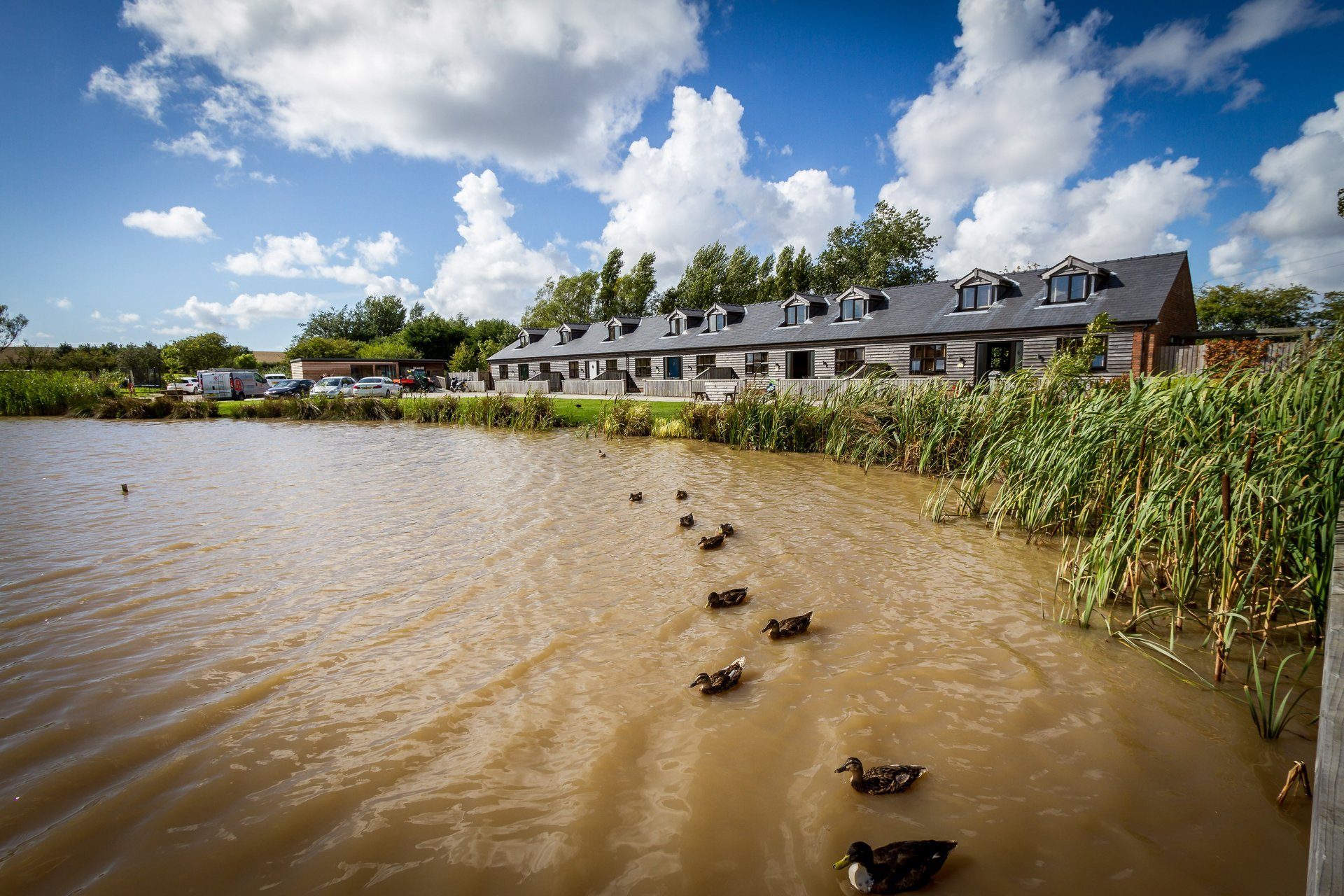 Disabled Holidays - Self Catering Maple Cottage, Hambleton, Lancashire, England