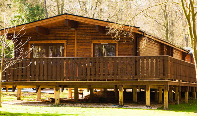 Disabled Holidays - Kenwick Woods Lodge - Louth, Lincolnshire