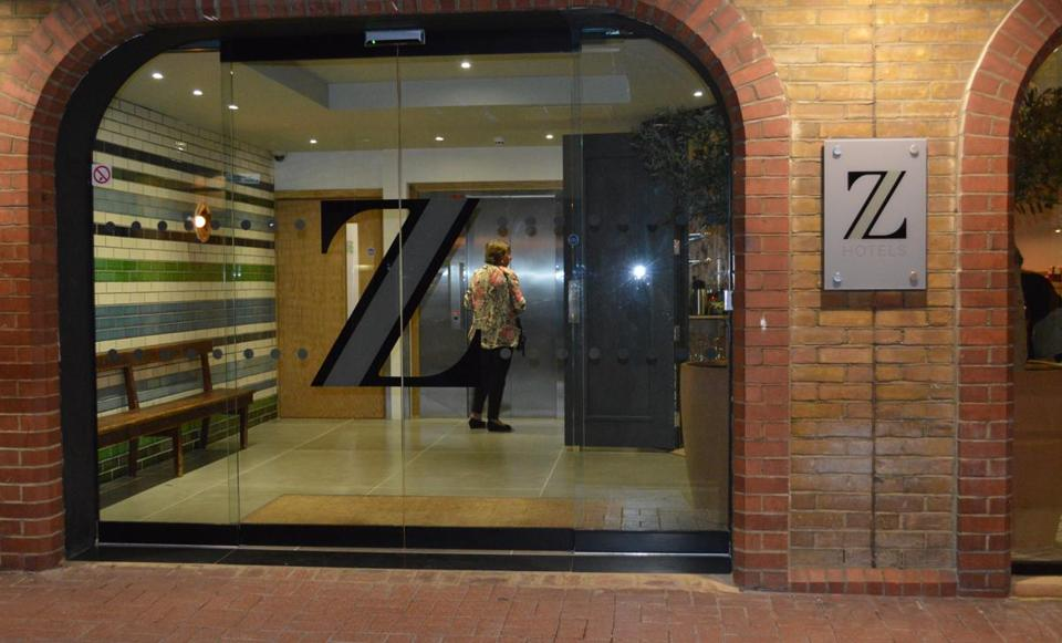 Z Hotel London Cheese And Wine