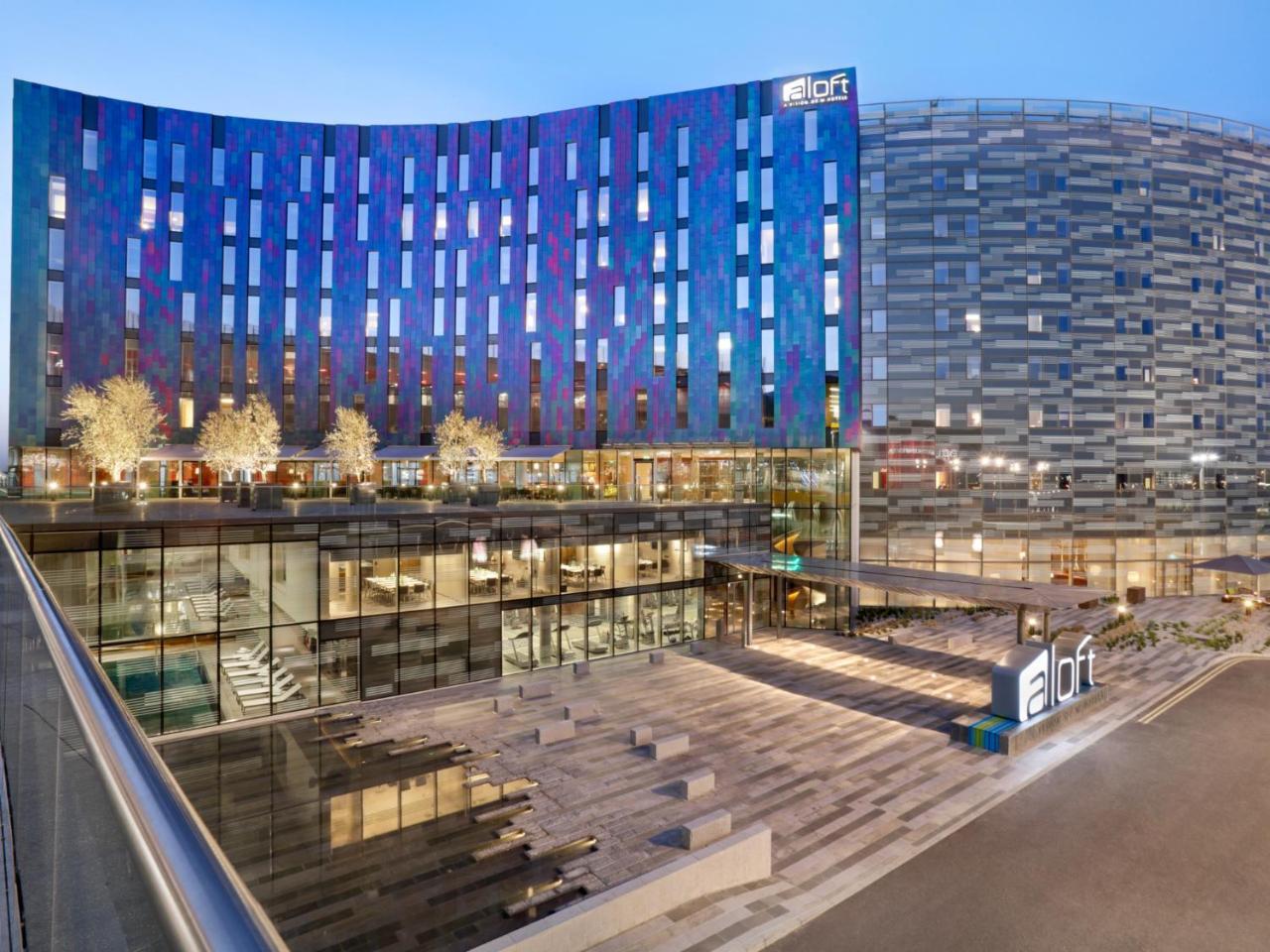 Aloft London Excel Hotel