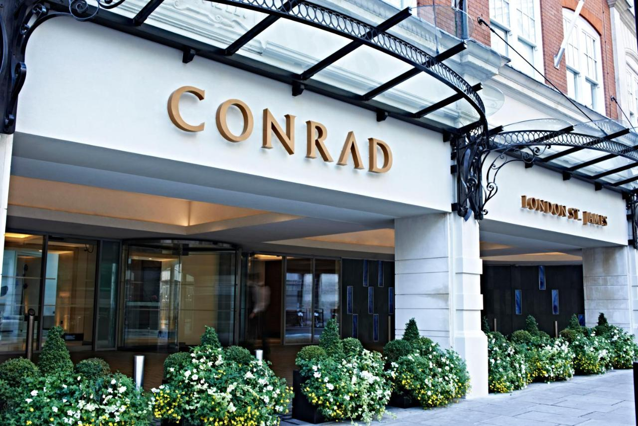 Disabled Holidays - Conrad London St. James, London, England
