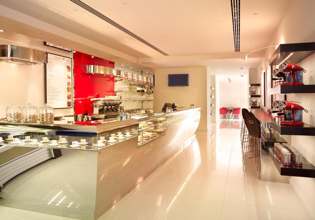 Disabled city hotel in london england at the park plaza for Hotel espresso