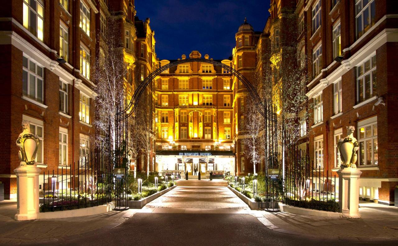 Disabled Holidays - St Ermins Hotel, London, England