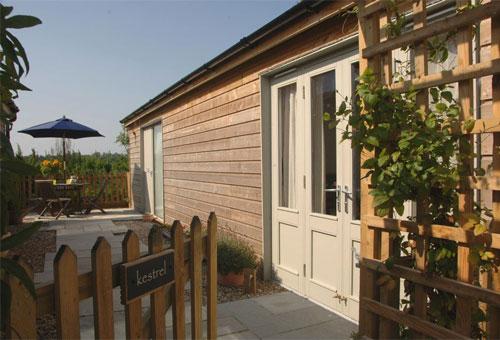 Disabled Holidays - Kestrel Holiday Cottage, Norfolk, England