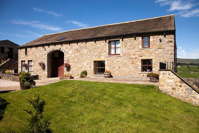 Disabled Holidays - Cove View Cottage - Town End Farm, England