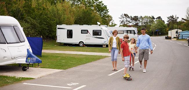 Accessible Caravans in Yorkshire, England
