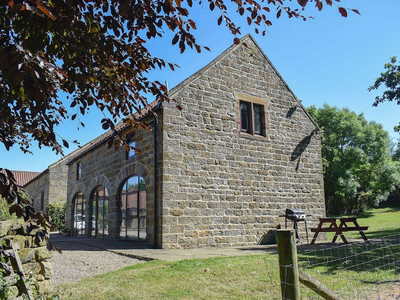 Disabled Holidays - The Carthouse, Westerdaledale, North Yorkshire, England