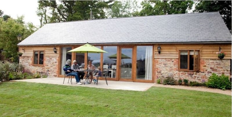 Disabled Holidays - Calf Shed Cottage - Stonegate, East Sussex