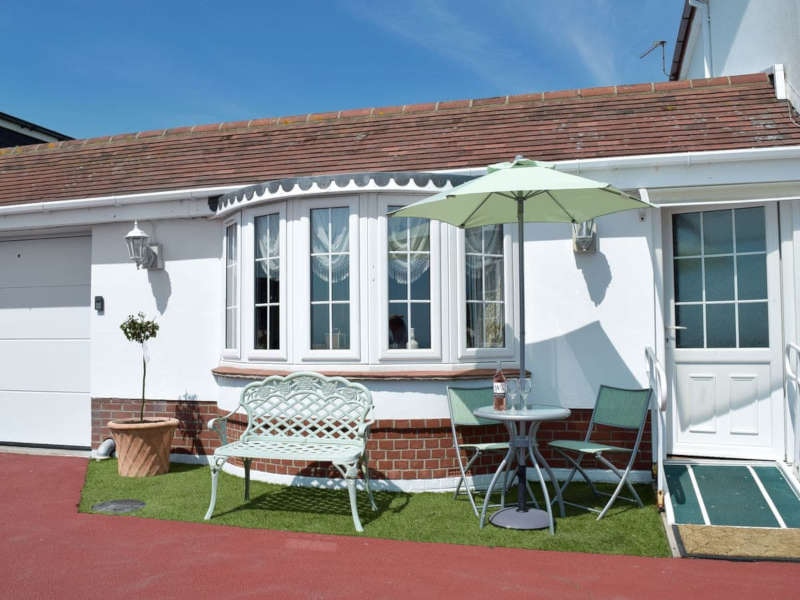 Disabled Holidays - The Annexe - England