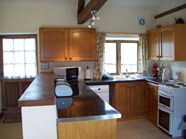 green cow kitchens luxury disabled cottages shropshire 1368