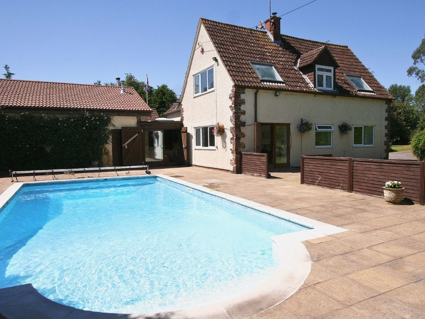 Disabled Holidays - Linnets Cottage, Fitzhead, Somerset, England