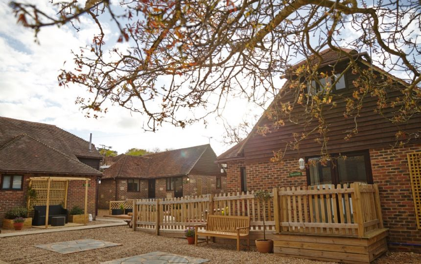 Disabled Holidays - Sycamore Cottage - Uckfield, Sussex
