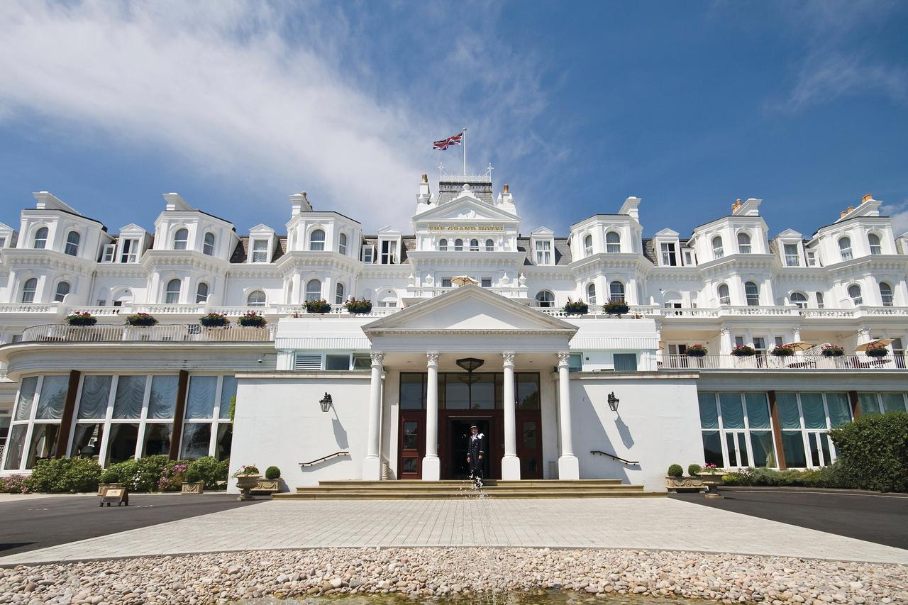 Disabled Holidays - The Grand Hotel, Eastbourne, Sussex, England