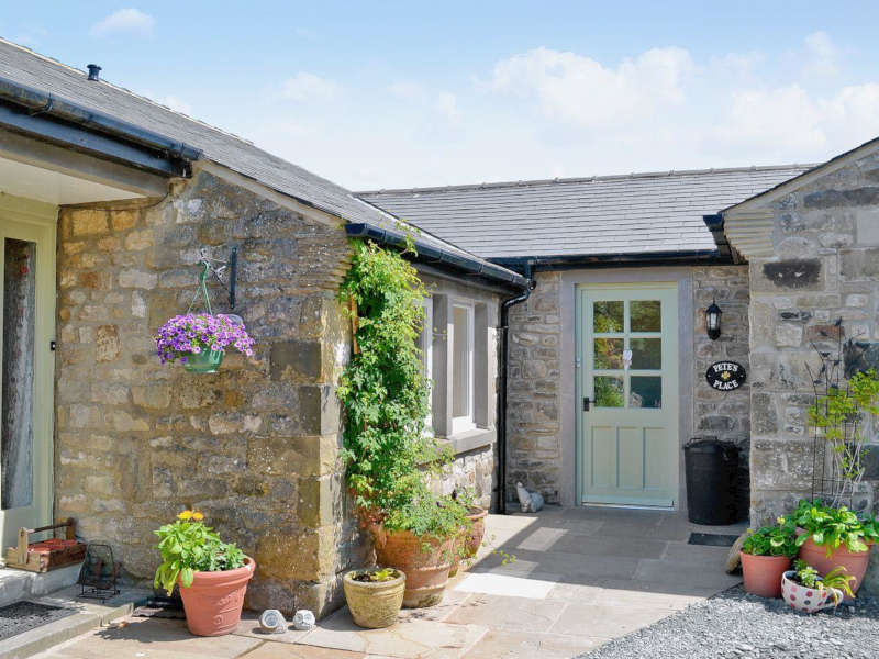 Disabled Holidays - Two Hoots Cottage - Wigglesworth, England