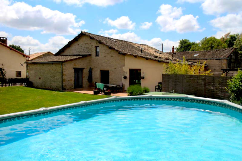 Disabled Holidays - Les Cerisiers - France