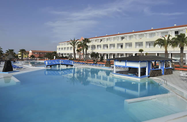 Disabled Holidays - Globales Costa Tropical Apartments, Costa de Antigua - Fuerteventura