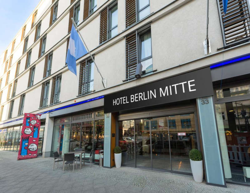 Disabled Holidays - Hotel Berlin Mitte - Berlin, Germany