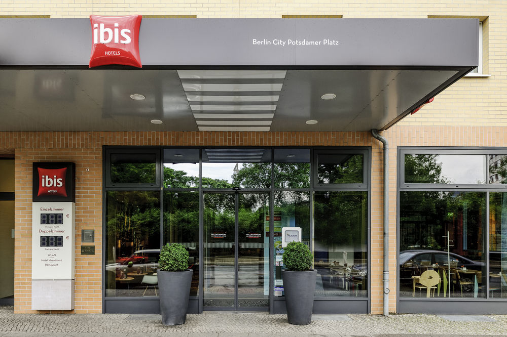 Disabled Holidays - ibis Berlin City Potsdamer Platz, Germany