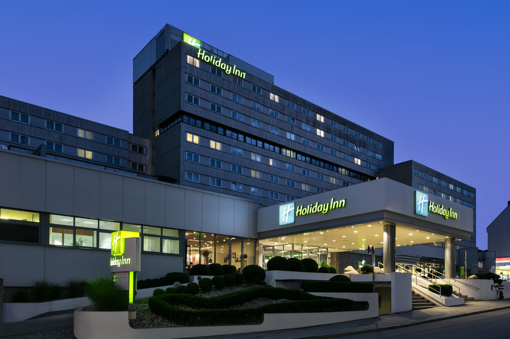 Disabled Holidays - Holiday Inn Munich - City Centre