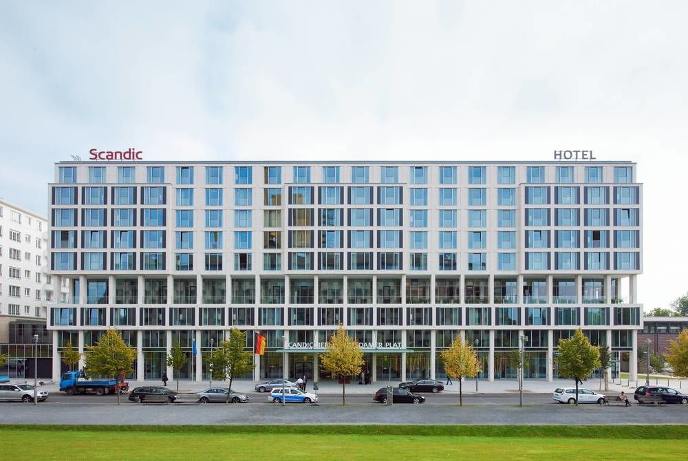 Disabled Holidays - Scandic Berlin Potsdamer Platz - Berlin, Germany