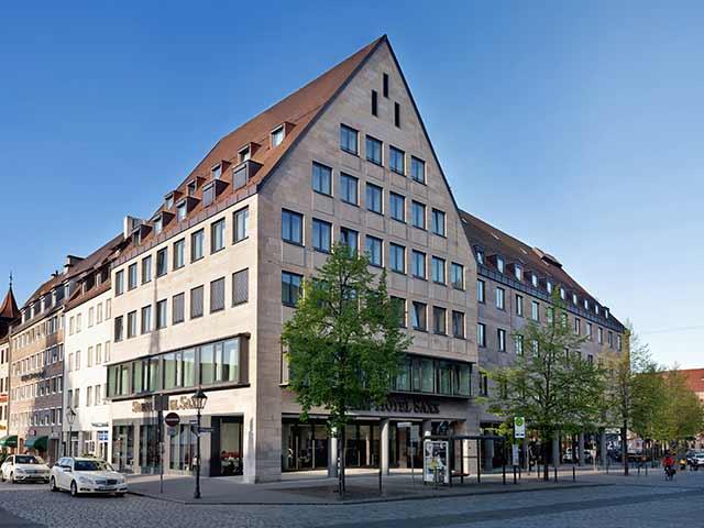 Hotel Sa Nuremberg Germany