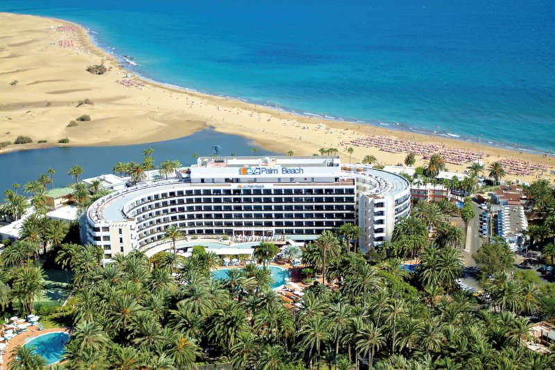 Disabled Holidays - Seaside Palm Beach Hotel - Maspalomas, Gran Canaria