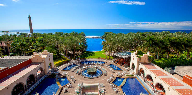 Disabled Holidays - Lopesan Costa Meloneras Resort - Playa Meloneras, Gran Canaria