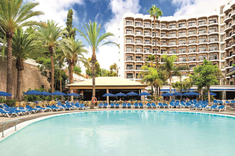 Disabled Holidays - Occidental Margaritas - Playa del Ingles, Gran Canaria