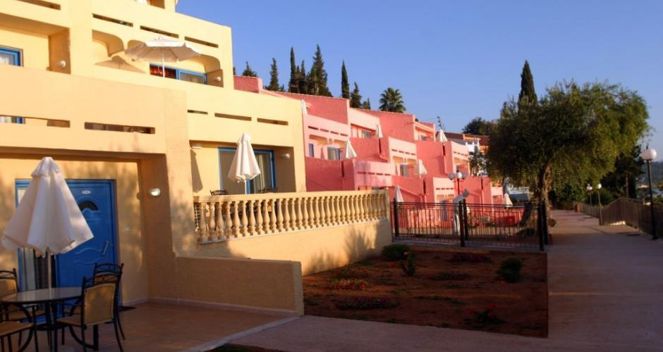 Disabled Holidays - Costa Blu Hotel, Benitses - Crete, Greece