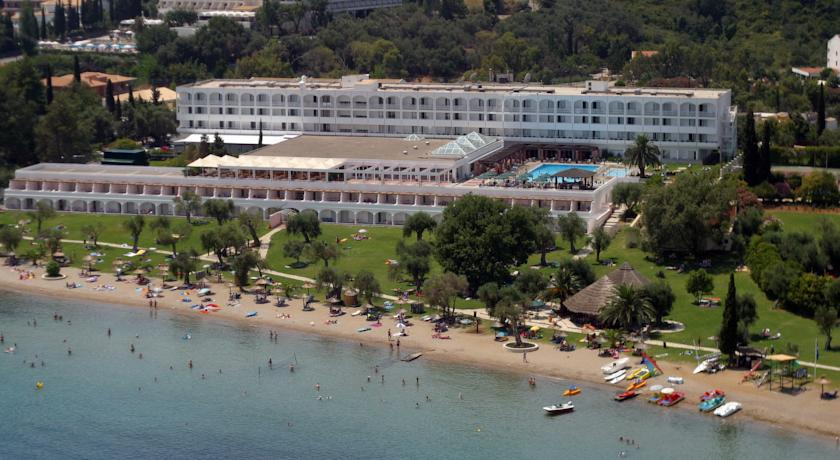 Disabled Holidays - Dassia Chandris Hotel & Spa, Corfu Greece