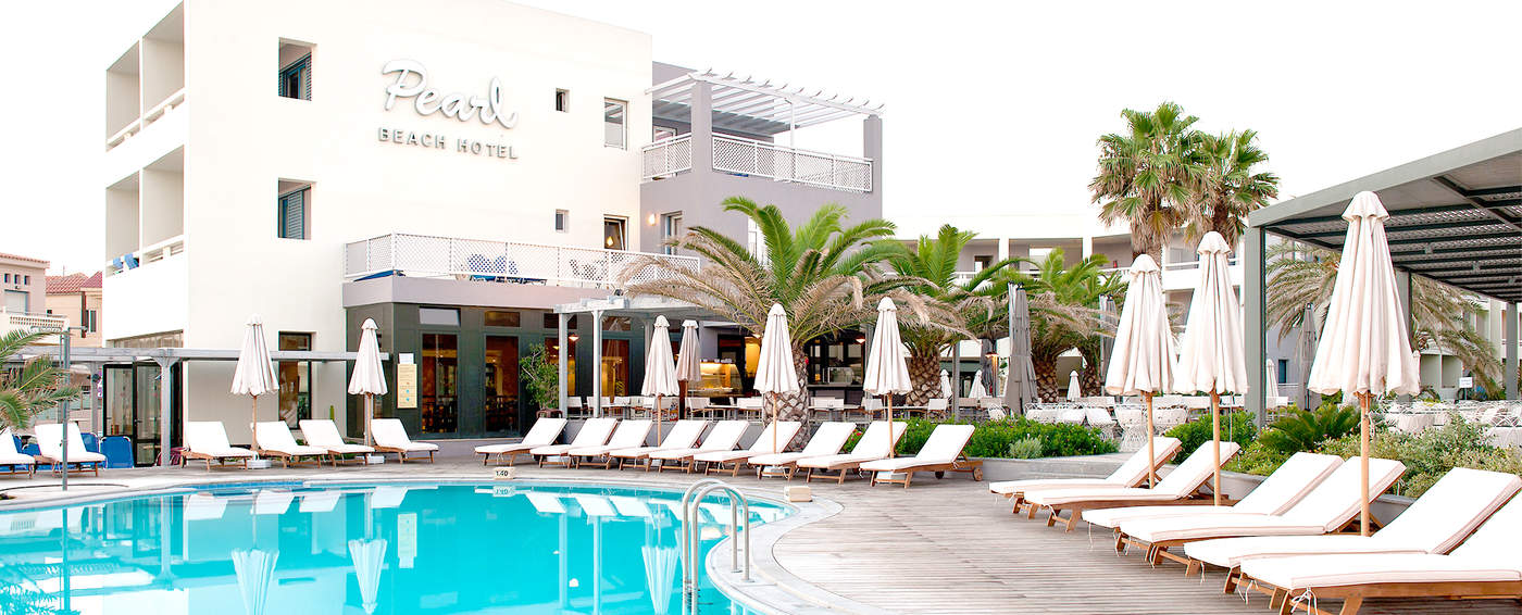 Disabled Holidays - Sentido Pearl Beach - Crete, Greece