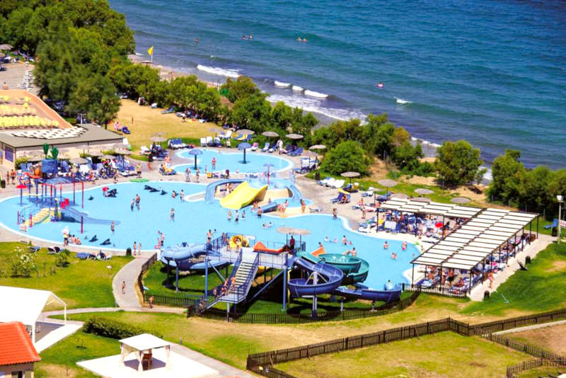 Disabled Holidays - Labranda Marine Aquapark - Tigaki, Kos, Greece