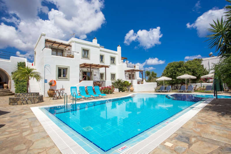 Disabled Holidays - Terra Apartment - Rhodes, Greece