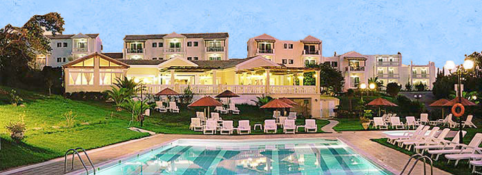 Disabled Holidays - Rebecca's Village Hotel - Crete, Greece