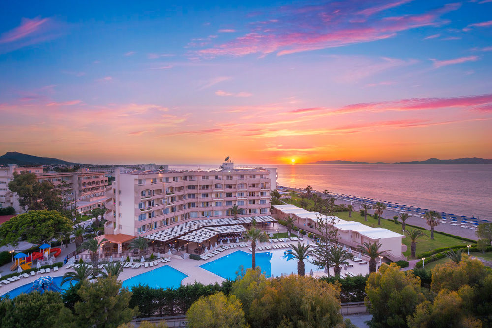 Disabled Holidays - Rhodes Sun Beach Resort Complex