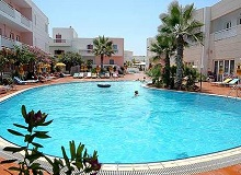 Disabled Holidays - Magda Hotel - Crete, Greece