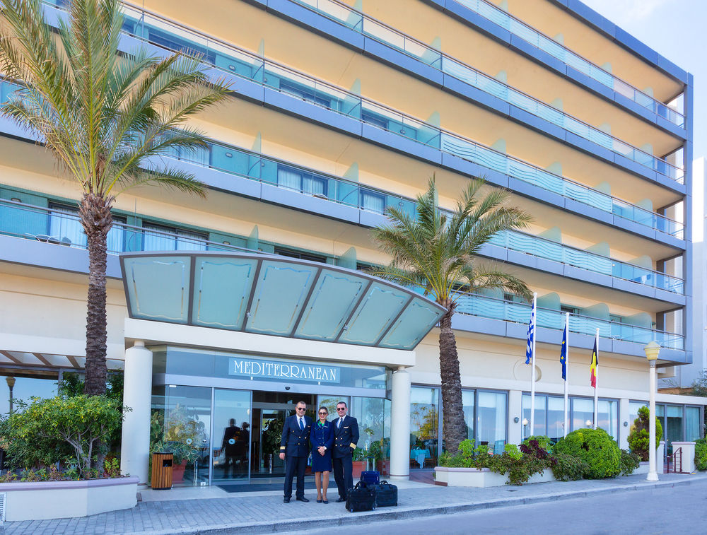 Disabled Holidays - Rhodes Hotel Mediterranean
