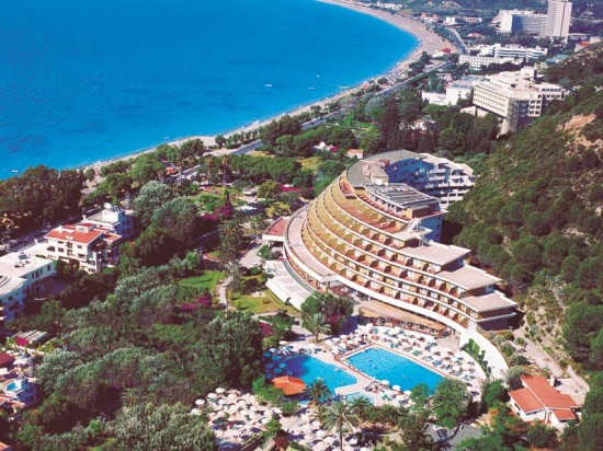 Disabled Holidays - Rhodes - Olympic Palace