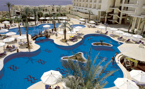 Disabled Holidays - Hilton Sharks Bay Resort - Sharm El Sheikh, Egypt