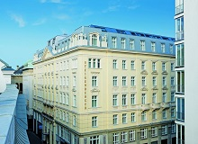 Disabled Holidays - Steigenberger Hotel Herrenhof - Vienna, Austria