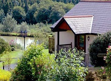 Disabled Holidays - Blagdon Farm Holidays - Wagtail Lodge, Devon, England